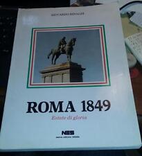 roma 1849-estate di gloria-riccardo rinaldi-nes 1988