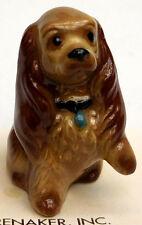 """Hagen-Renaker Miniatures """"Mama Cocker"""" Figurine, Item #00090"""