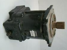 Sauer Danfoss Axial Piston Hydraulic Motor 172 Shaft 90m130nc0n8n0f1