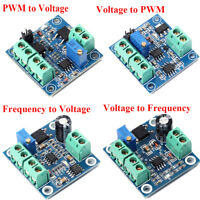 Voltage to PWM PWM to Voltage Converter Module 7-12V Duty Cycle Adjustable