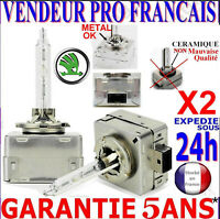 2 D1S AMPOULES XENON LAMPE 35W HID PHARE 12V 5000K 6000K 8000K POUR SKODA
