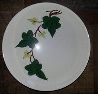Blue Ridge Pottery Baltic Ivy Vegetable Round Serving Bowl 1950's Mid-Century
