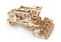 UGEARS Combine - Mechanical Wooden Model Kit 70010