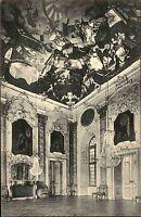 BRUCHSAL AK ~1910 Grossherzogl. Schloss Fürsten-Saal alte Ansichtskarte