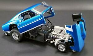 "GMP 1:18 1969 Mustang 429 TWIN TURBO ""The BOSS""  Fully Opening by ACME"