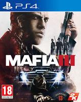 Mafia 3 (III) ~ PS4 (in Great Condition)