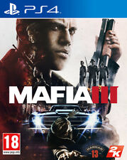 Mafia 3 (III) ~ PS4 (in ottime condizioni)
