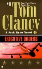 Executive Orders (Jack Ryan), Tom Clancy, 0425158632, Book, Good