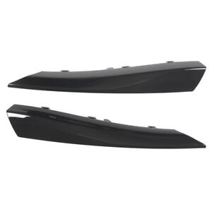 Front Bumper Side Grill Grille Insert Cover Trim fit for Jaguar XF 2012 to 15
