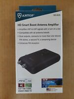 Antop Smart Boost System Antenna Amplifier HD TV ATSC3 4K Ultra HD 1080 SBS-602B