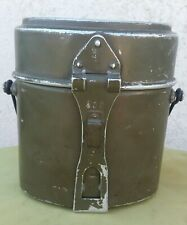 WWII SWISS CANTEEN MAKED MB 40 -200