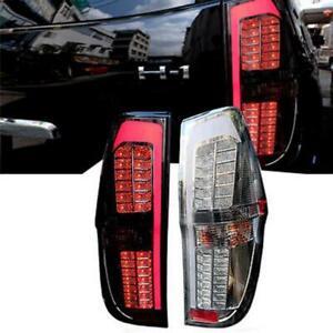 For Hyundai H1 Grand Starex Van 2009+ Smoke Black Rear Tail LED Light Lamp