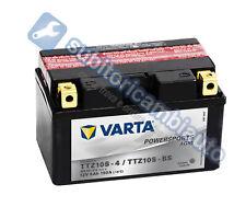 BATTERIA MOTO 8Ah VARTA 12V 150A di spunto Powersports AGM 508901015 TTZ10S-BS -