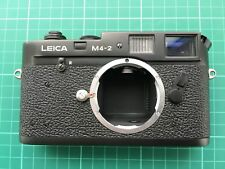 Leica M4-2 35mm Rangefinder Film Camera - Exc++ condition