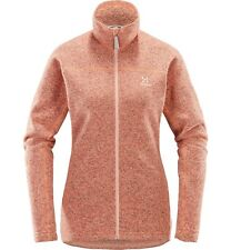 Haglöfs Swook Jacket Women  Strick-Fleecejacke für Damen  cloudy pink