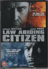 Law Abiding Citizen DVD, Brand New and Factory Sealed