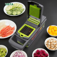 Mandoline Slicer 7 in 1 Vegetable Slicer Fruit Cutter Potato Peeler Grater