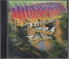 Hurricane! Florida, Blues Guitars CD Alex Taylor Dr Hector Tony Coleman Fastpost