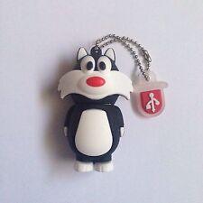 1 New Sylvester Cat, Novelty 32GB USB Pen Drive, USB Flash Drive Memory Stick