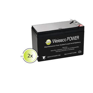 APC Back-UPS NS 1050 (BN1050) - Brand New Compatible Replacement Battery Kit