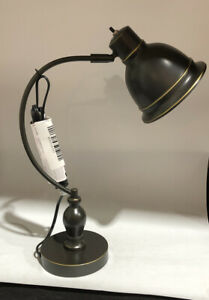 Better Homes And Garden Lamp BH43-020-699-02 Brown With Gold Accent