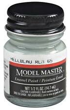 Testors Model Master Deep Blue/Hellblau RLM65 1/2 oz Enamel Paint 2078 TES2078