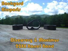 Custom Crosman Discovery Maximus Barrel Band 22XX 2240 2260 2300T 2300S 2300KT