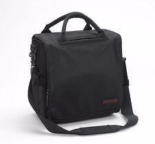 Magma LP40 Bag II Record Bag 40 Record Capacity DJ Lifestyle Bag Black Red