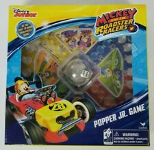 2Disney Junior Mickey And The Roadster Racers Popper Jr Game New Sealed