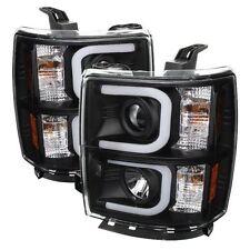 Spyder Auto PRO-YD-CS14-LBDRL-BK [5079473] Projector Headlights; Black