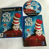 The Cat In The Hat / Boxed & Instructions / Playstation 2 PS2 / PAL
