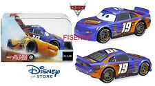 Disney Store Cars Die Cast  Bobby Swift Octane Gain 2019 #19 Pull Back 1:43 NEW