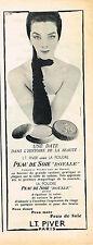 PUBLICITE ADVERTISING  1956   L.T  PIVER   cosmétiques