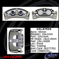 Centric Parts 141.67524 Rear Left Rebuilt Brake Caliper With Hardware