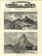 1883 Jebel El Ain Kordofan Jebel Abu Sinun Sudan Territory