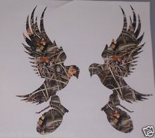 """Real tree m4 Camo Dove grenade 9""""x8"""" Wall or Window Decal Decals Sticker"""