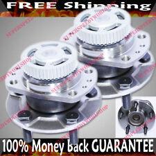 "PAIR REAR Wheel Hub Bearing fit 96-00 Dodge Caravan FWD 15"" 16"" 17"" Wheel 512156"