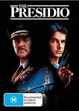 THE PRESIDIO - SEAN CONNERY MEG RYAN ACTION NEW DVD MOVIE SEALED