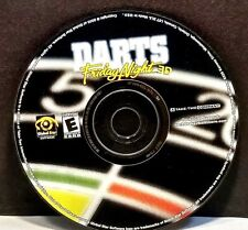 DARTS FRIDAY NIGHT 3D (PC GAME) (DISC ONLY) 3651
