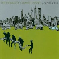 JONI MITCHELL - THE HISSING OF SUMMER LAWNS NEW CD