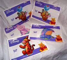LOT 5 Disney Winnie The Pooh BIRTHDAY Graduation Mylar Foil Balloon Jumbo Shape
