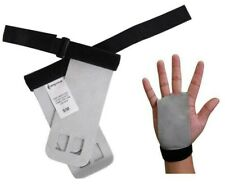 CROSSFIT GRIPS HAND GUARDS LEATHER PALM PROTECTORS GYM GLOVE PULL UP LIFT