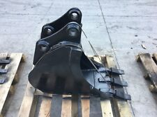 """New 12"""" Heavy Duty Excavator Bucket for a Takeuchi Tb145 w/ Coupler Pin"""