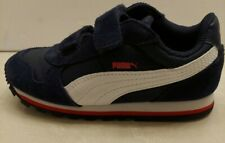 Puma Kids Classic Blue SZ 10C Kinder Fit Sneakers Footwear