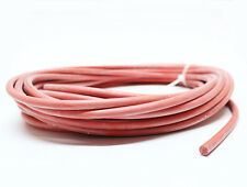 Zündkabel Zündleitung 1mm² Silikon Meterware 7mm Rot High Quality für KFZ etc.