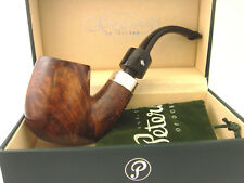 Peterson House Pipe Bent Oak P-Lip with FREE Pipe Tool