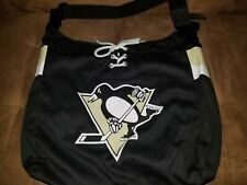 New Pittsburgh Penguins jersey Purse, carry bag tote Pro Fan Ity