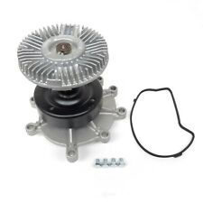 Engine Water Pump with Fan Clutch-Limited US Motor Works MCK1005