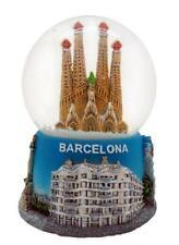 Barcelona Sagrada Familia Schneekugel Spanien Espana Souvenir,Snowglobe,New