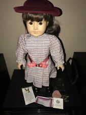 "American Girl 18"" Doll Samantha By Pleasant Company RETIRED MOLD Meet Outfit EUC"